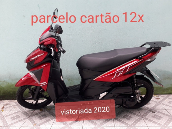 Yamaha Neo 125 2018