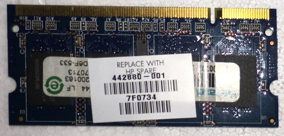Memoria Ram Para Notebook Pc3 Ddr3 - 4 Gb