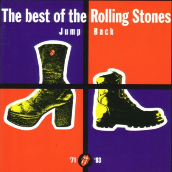 Cd The Best Of Rolling Stones