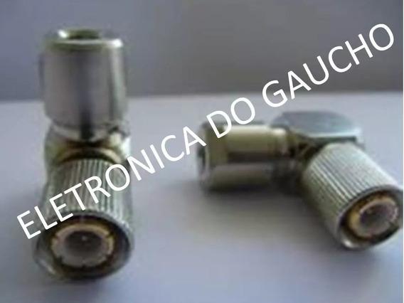 Kit Com 37x Peças Conector Iec Spiner 169-13 0,4/2,5 Macho