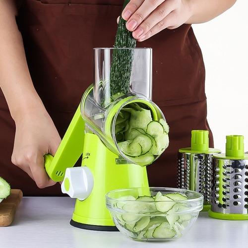 Imagem 1 de 10 de Cortador De Couve Fininha Legumes E Frutas Verduras Manual