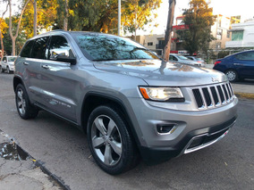Jeep Grand Cherokee 3.6 Limited Lujo 4x2 Mt Año 2016