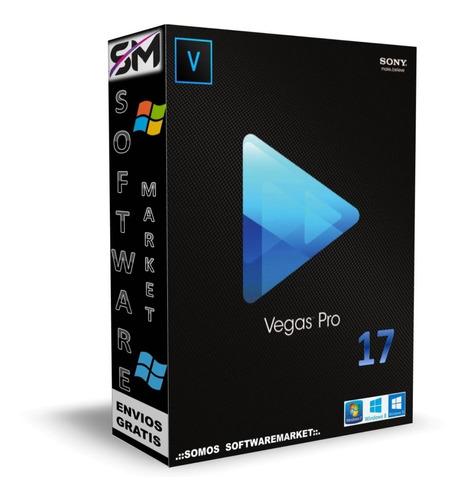 Magix Sony Vegas Pro 17 - Lo Mejor Para Editar Vídeo Y Audio