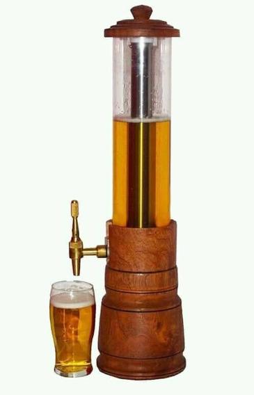 Chopera Torre Para Cerveza, Espumantes, Fernet, De 2 Litros
