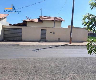 Ágio De Casa À Venda, Res. Monte Alegre, Inhumas. - Ca0850