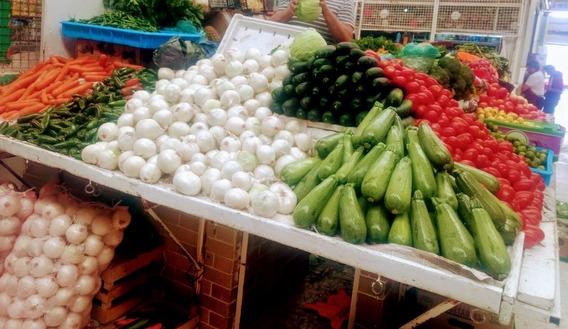 Traspaso Dos Locales Comerciales En Mercado Publico