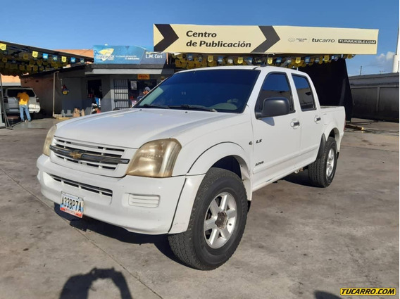 Chevrolet Luv Luv Dmax Pickup Automatica