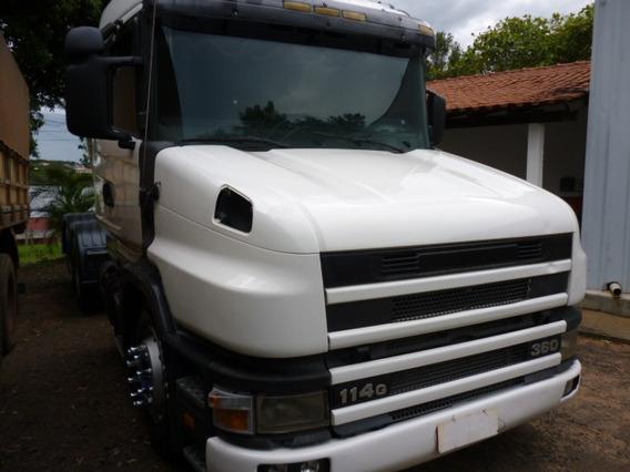 Scania T114 - 360cv