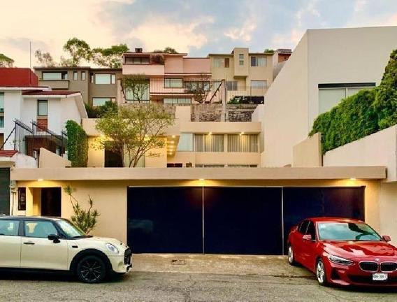 Casa Sola En Renta En Paseo De Las Lomas, Álvaro Obregón, Distrito Federal
