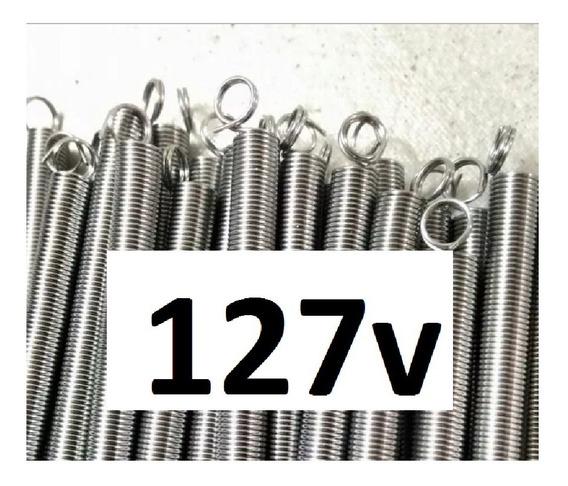10 Resistencia 110v 200w P/ Chocadeira / Estufa / Criadouro