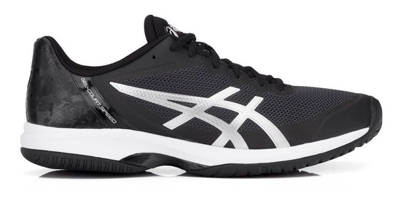 Tênis Asics Gel Court Speed Preto - Quadra Rápida