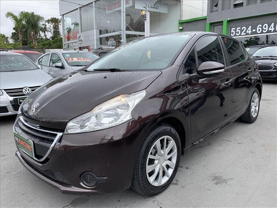Peugeot 208 1.5 Active 1.5 2013 (1 Ano De Garantia)