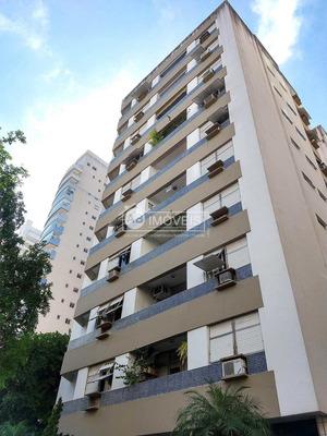 Apartamento Com 2 Dorms, Boqueirão, Santos, Cod: 697 - A697