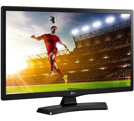Monitor Tv Lg 20mt49df Tela De 19,5 Hd Hdmi Usb Pip