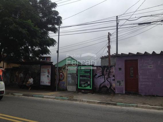 Terreno Vila Guilherme - Cf3777