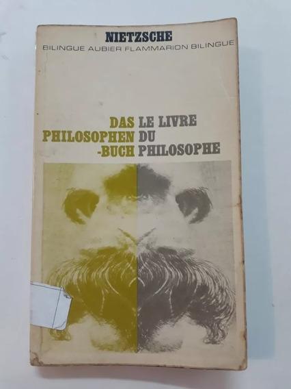 Livro Philosophen-buch / Le Livre Du Philosophe - Nietzsche