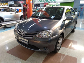 Toyota Etios - 2013/2013 1.3 Xs 16v Flex 4p Manual