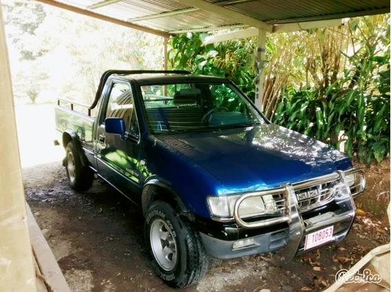 Pickup Isuzu Kb 4x4 Diesel 89