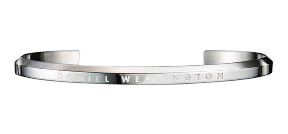 Daniel Wellington | Bracelet Cuff ( Large ) Silver
