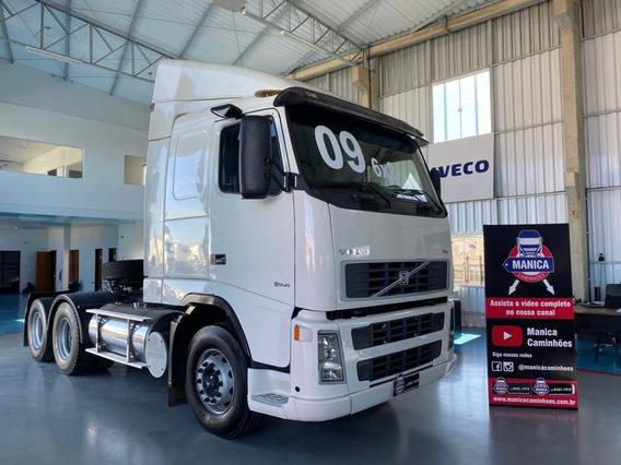 Volvo Fh 440 6x2 2009 Único Dono | R 440 Mb 2544