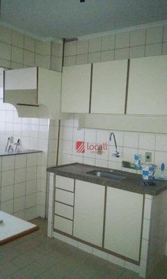 Apartamento Residencial À Venda, Centro, São José Do Rio Preto. - Ap0427