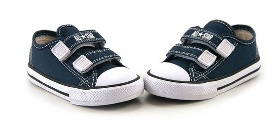 Tenis All Star Converse Velcro Baby Ck0508 Original