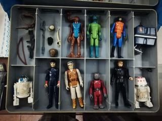 Muestra De Figuras - Proxima A Venta Vintages Kenner Y Lili