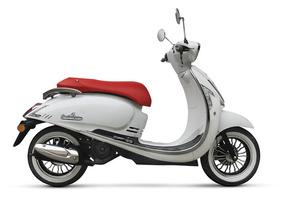 Moto Scooter Motomel Strato Alpino 150 Vintage 2018 0km