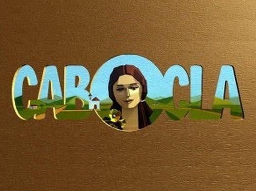 Novela Cabocla Completa Exib. 2004 Em 57 Dvds - Frete Grátis