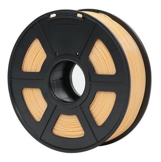 Filamento Pla 1.75mm Cor Pele 1kg Para Impressora 3d 3d0077
