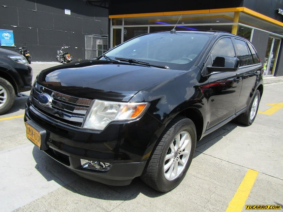 Ford Edge Limited At 3500 Cc
