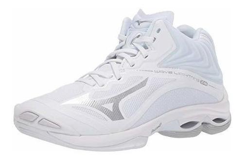 Zapatillas De Voleibol Mizuno Wave Lightning Z6 Mid Para Muj