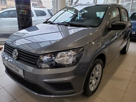 Volkswagen Gol Trend 1.6 Msi Trendline 5p Tasa 0% 2020 Vw 05