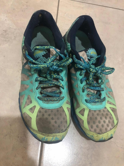 Zapatillas Asics Noosa Tri 9 Talle 38 Running