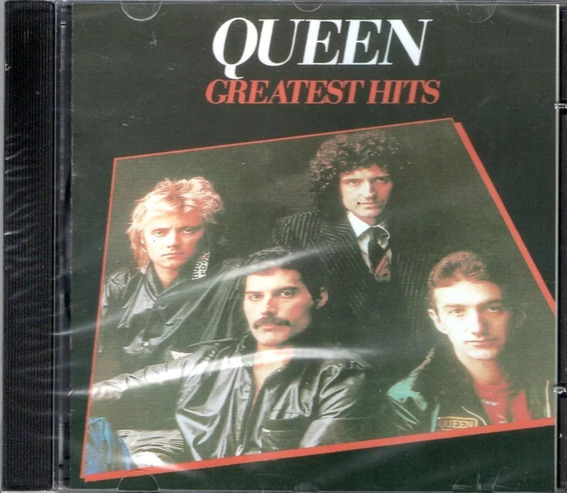 Cd Queen Greatest Hits (original E Lacrado)