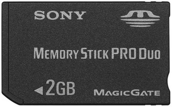 Memory Stick Pro Duo 2gb Para Sony Sellada Blister