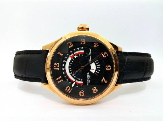 Relógio Lucien Piccard The Capital 47mm Quartz