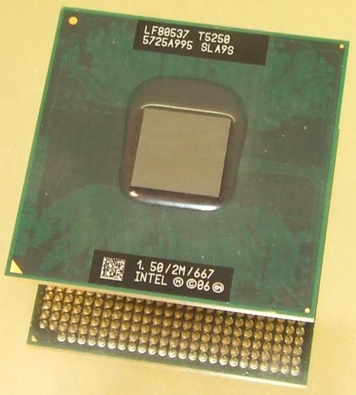 Processador Intel Core2duo Lf80537 T5250 2m Cache, 1.50 Ghz,