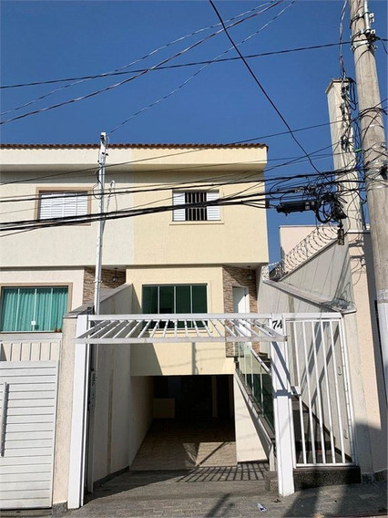 Sobrado Para Alugar Na Vila Paulicéia - 170-im398941