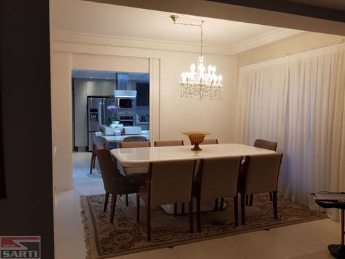 Apartamento - Super Decorado, 1 Por Andar ! - St14877