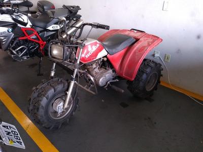 Triciclo Honda Motoway 125cc