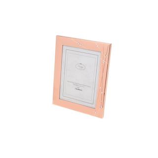 Porta-retrato De Aço Rose Gold 15x20cm