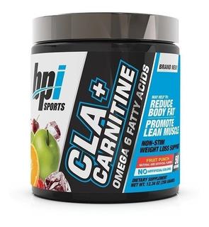 Cla + Carnitine 50 Doses Bpi-sports Importado U S A