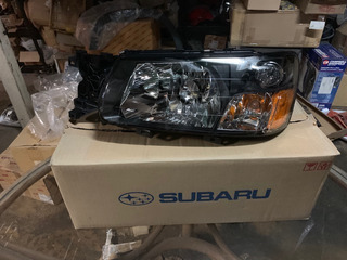 Faro Izquierdo Subaru Forester 2003 Original