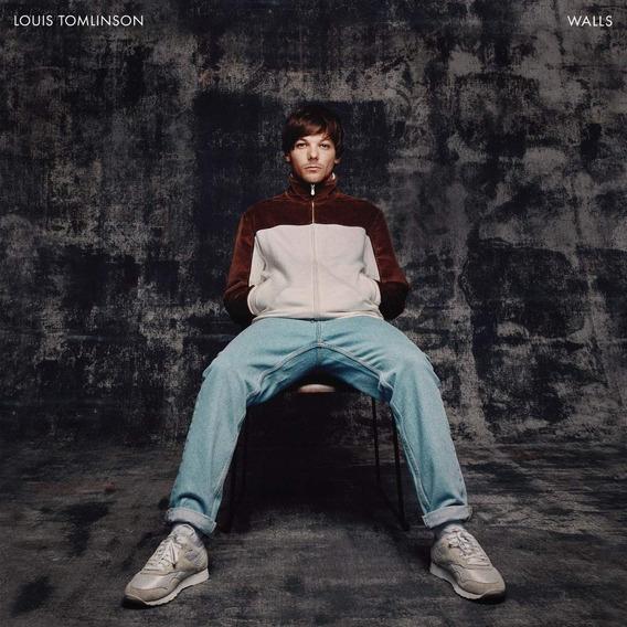 Louis Tomlinson Walls Cd Nuevo Original One Direction