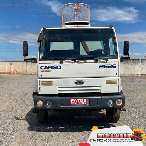 Ford Cargo 2626 Com Canhão Monitor