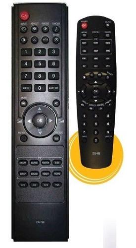 Control Remoto Cr-788 Lcd Hitachi Cdh-l42f02 Cdh-l32f02 Tv