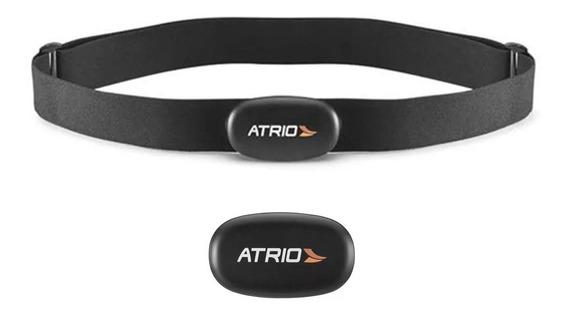 Cinta Monitor Cardíaco Bluetooth E Ant+ Bi157 Atrio Compativel Garmin Polar Tomtom