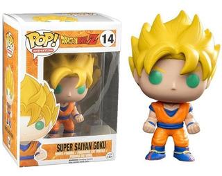 Funko Pop Dragon Ball Z Super Saiyan Goku -minijuegos