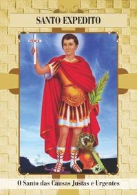 Santinho Santo Expedito - Milheiro De Promessa E Oração